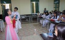 Tăng cường giáo dục đạo lý dân tộc cho học sinh
