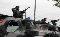 Diễn tập phương án chống khủng bố bảo vệ APEC