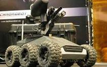Các ông lớn chạy đua chế tạo người máy hủy diệt