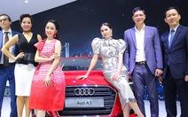 Linh Nga, Thanh Hằng, Bình Minh... lộng lẫy bên xe hơi