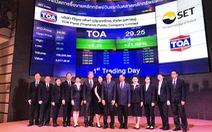 Sơn TOA thu về hàng trăm triệu USD sau IPO