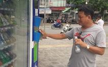 Đề xuất thí điểm máy bán hàng tự động tại nơi đông người