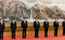 Video: Ra mắt Ban Thường vụ Bộ Chính trị Trung Quốc khóa 19