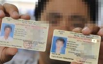 Phá đường dây làm giả giấy phép lái xe