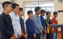 Giảm án cho hai bị cáo vụ 'cướp' sò huyết tại Cà Mau