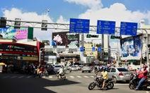 TP.HCM chống kẹt xe với bộ lưu điện đèn tín hiệu giao thông
