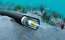 Sửa xong cáp quang biển APG, Internet được khôi phục