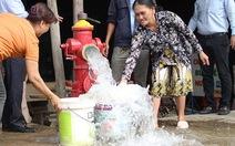 TP.HCM cấp nước sạch cho hơn 8.000 hộ dân Cần Giuộc