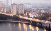 Hà Nội đề xuất xây thêm 2 cầu vượt hồ Linh Đàm