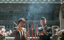 Chân Tử Đơn phải nói tiếng Triều Châu trong Trùm Hương Cảng