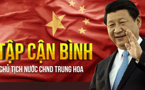 Chân dung Chủ tịch Trung Quốc Tập Cận Bình