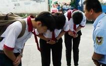'Xã hội đầy người vô phép, khó dạy lễ nghĩa cho học sinh'