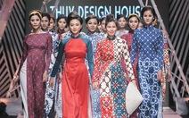 Ngô Thanh Vân đưa thời trang Cô Ba Sài Gòn lên sàn catwalk