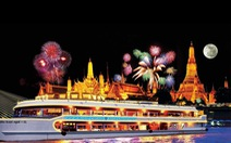 Đi 'buýt sông' ở Bangkok