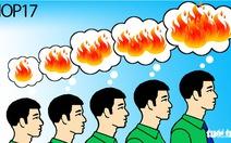 Để người trẻ 'cháy' lâu bền