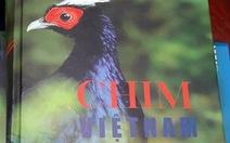 Quyết định tiêu hủy sách Chim Việt Nam