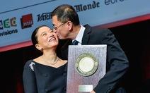 Đạo diễn Vương Gia Vệ nhận giải Thành tựu sự nghiệp Lumière