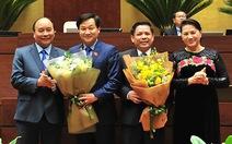 Ra mắt tân bộ trưởng Giao thông và tổng thanh tra Chính phủ