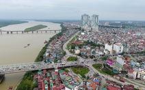 Hà Nội đề xuất xây thêm cầu vượt sông Hồng gần 5.000 tỉ đồng