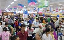 Khách hàng rầm rộ mua sắm siêu giảm giá kiểu Black Friday của Co.opmart