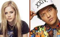 Avril Lavigne, Bruno Mars - tên 'nguy hiểm nhất' khi tìm kiếm trên mạng
