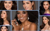 Ngắm 63 người đẹp vào bán kết Hoa hậu Hoàn vũ năm nay