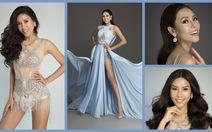 Nguyễn Thị Loan rạng rỡ tại Hoa hậu hoàn vũ thế giới 2017