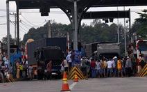 Vụ BOT Biên Hòa: CSGT 'trao đổi lại' và cảnh báo mức phạt