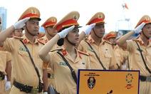 Gần 800 cảnh sát giao thông xuất quân bảo vệ APEC 2017