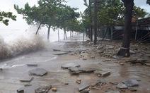 Sau mưa bão, miền Trung đối mặt với lũ