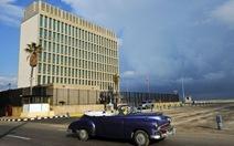 Mỹ xem xét đóng cửa Đại sứ quán ở Cuba