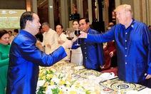 Chủ tịch nước dẫn 'anh em bốn bể là nhà' tại tiệc chiêu đãi APEC