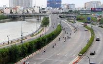 Xây dựng đường song hành Võ Văn Kiệt