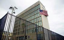Mỹ nói các nhà ngoại giao tại Cuba bị 'tổn thương não'