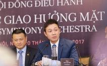 MC Anh Tuấn làm giám đốc dàn nhạc giao hưởng Mặt Trời