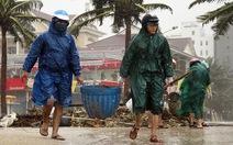 Chủ tịch Đà Nẵng cảm ơn người dân chung tay hỗ trợ sau bão