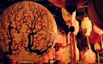 Đón Trung thu vòng quanh châu Á