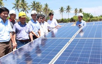 Điện mặt trời cho đảo tiền tiêu