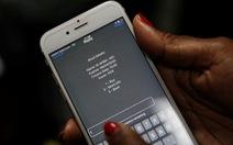 Kenya bán trái phiếu chính phủ qua điện thoại di động
