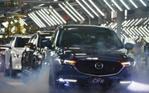 Xe Mazda do Thaco lắp ráp không nằm trong diện triệu hồi như ở Mỹ