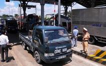 9h ngày 26-10, trạm BOT Biên Hòa thu phí trở lại