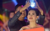 'Đừng ném đá Hoa hậu đại dương, lỗi sai ở ban tổ chức'