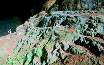 Ba hang động mới được đưa vào thử nghiệm tuyến du lịch