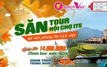 Săn tour mùa thu giảm giá đến 45% tại Du Lịch Việt