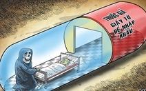Thêm khẳng định công ty VN Pharma nhập thuốc giả