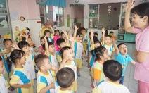Trường mầm non ở TP.HCM thu thêm 30.000-40.000 đồng/học sinh