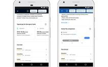 Google cung cấp thông tin về lương trong công cụ tìm việc