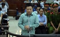 Nguyên chủ tịch OceanBank: 'Xin không xử án chung thân'