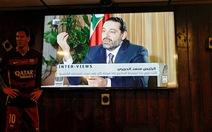 Thủ tướng từ chức Lebanon bác chuyện 'bị Saudi Arabia bắt cóc'