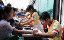 Thanh tra Trung tâm Hiến máu nhân đạo TP.HCM